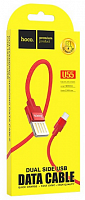 USB кабель Hoco U55 Outstanding charging data cable for Micro (red)
